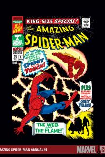 Amazing Spider-Man Annual (1964) #4
