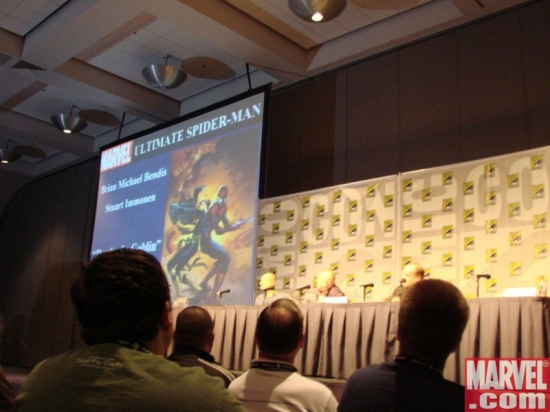 The Ultimate Universe panel