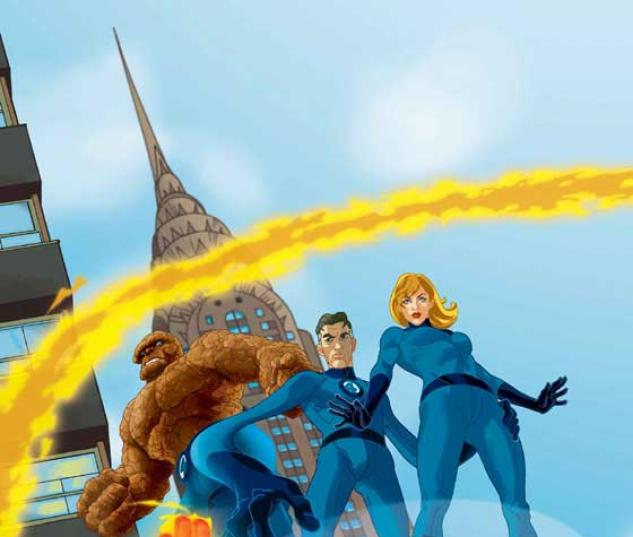 FANTASTIC FOUR (2004) #508 COVER