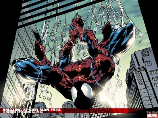 Amazing Spider-Man #514