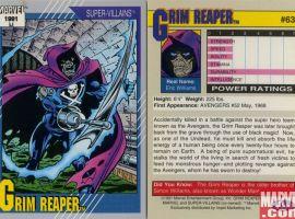 Grim Reaper, Card #63