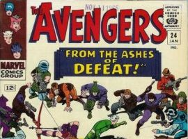 Image Featuring Hawkeye, Quicksilver, Scarlet Witch, Avengers
