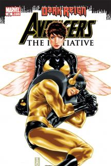 Avengers: The Initiative #20