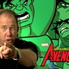 The Avengers: Earth's Mightiest Heroes! Voicing the Hulk