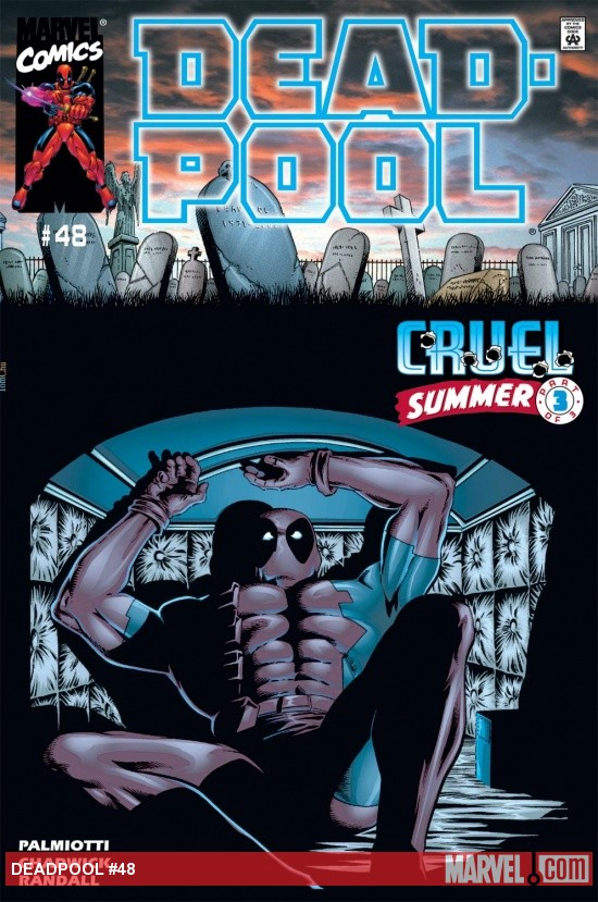 Deadpool (1997) #48