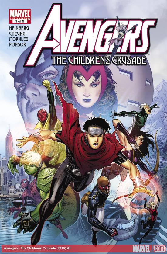 Avengers: The Childrens Crusade (2010) #1
