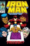 Iron Man (1968) #248 Cover