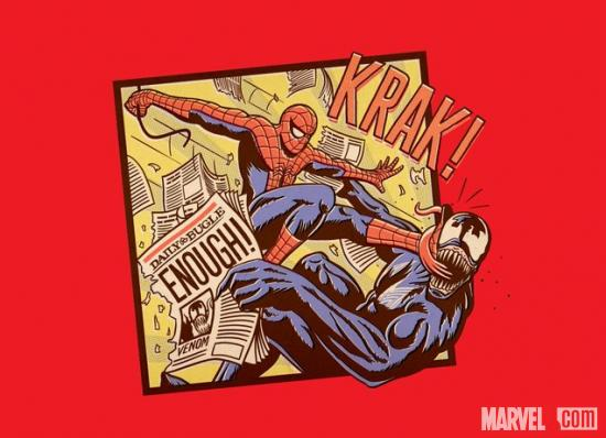 Thwip, Thwip, Krak! T-Shirt
