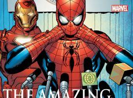 Civil War: Amazing Spider-Man (2007) TPB