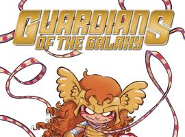 GUARDIANS OF THE GALAXY 5 YOUNG VARIANT (NOW, WITH DIGITAL CODE)