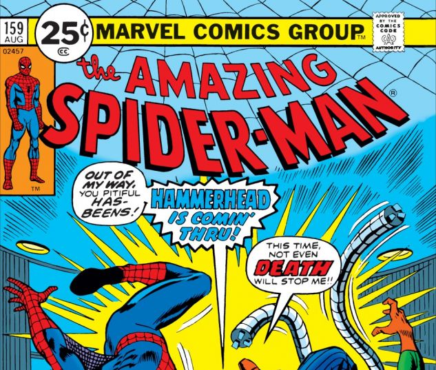 Amazing Spider-Man (1963) #159 Cover