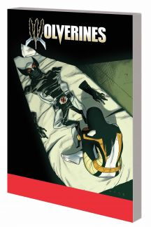 Wolverines Vol. 3: The Living And The Dead (Trade Paperback)