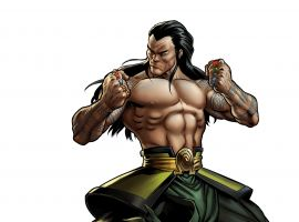 Mandarin in Avengers Alliance