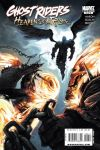 GHOST RIDERS: HEAVENS ON FIRE #6 Cover by Christian Nauck