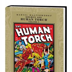 Marvel Masterworks: Golden Age Human Torch Vol. 3 (Hardcover)