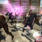 Magneto, Penance and Songbird in Marvel: Ultimate Alliance 2