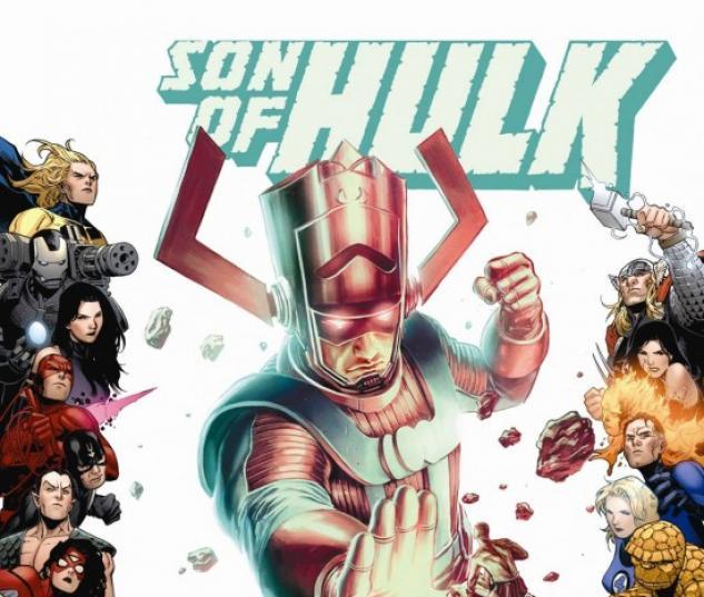 SON OF HULK #14 (70TH FRAME VARIANT)