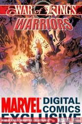 War of Kings: Warriors - Blastaar #2