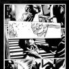 THE STAND: AMERICAN NIGHTMARES #2 black and white preview art by Mike Perkins
