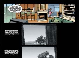 THE STAND: CAPTAIN TRIPS #5 Interior Art