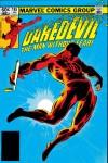 DAREDEVIL #185 COVER