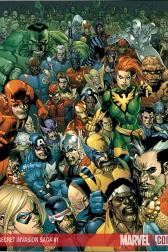 Secret Invasion Saga #1 