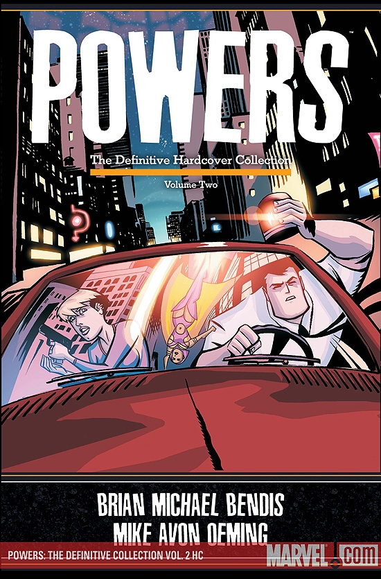 POWERS: THE DEFINITIVE COLLECTION VOL. 2 #0
