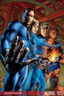 Fantastic Four (1998) #554