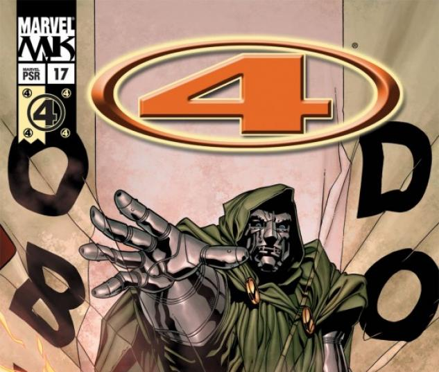 4 (2007) #17 COVER