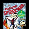 AMAZING SPIDER-MAN (2008) #1 COVER