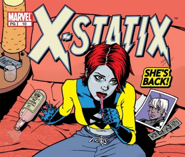 X-Statix (2002) #10