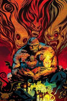 Fantastic Four: The Resurrection of Nicholas Scratch (Trade Paperback)