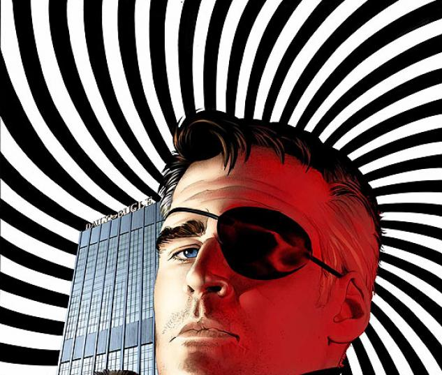 THE PULSE (2005) #7 COVER