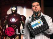 LG's Augment Your Reality Iron Man 2 Event