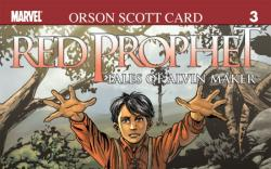 RED PROPHET: THE TALES OF ALVIN MAKER #3