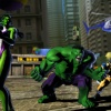 Marvel vs. Capcom 3: She-Hulk, Hulk and Wolverine screenshot