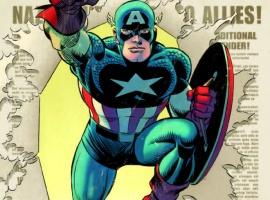 Captain America (2011) #1 John Romita Sr. Variant