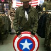 Costoberfest 2011 - Matt as Captain America