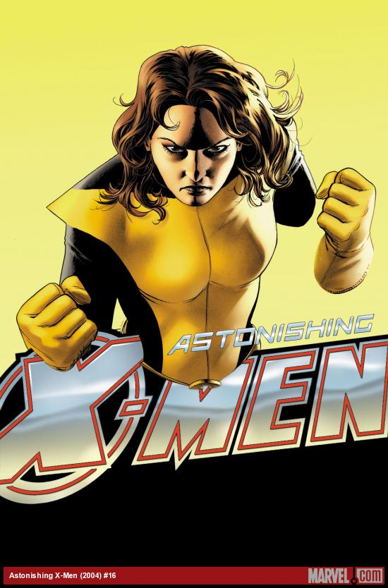 Kitty Pryde in Astonishing X-Men