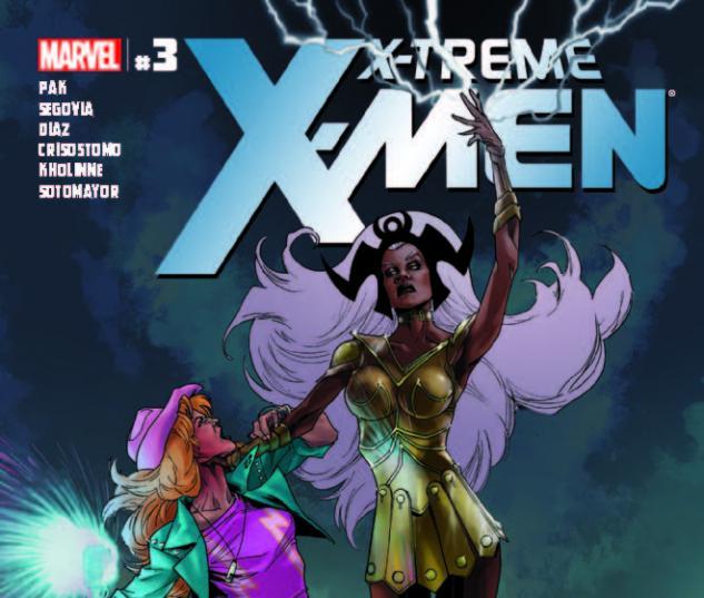 X-TREME X-MEN 3