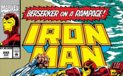 Iron Man (1968) #292 Cover