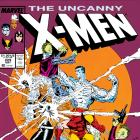 Uncanny X-Men (1963) #229 Cover