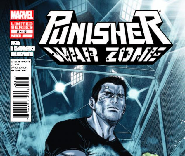 PUNISHER: WAR ZONE 5