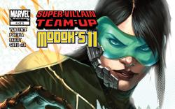 Super-Villain Team-Up/Modok's 11 (2007) #4