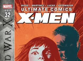 ULTIMATE COMICS X-MEN 32 (WITH DIGITAL CODE)
