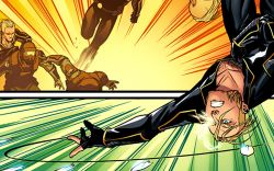 Save the Marvel Universe with Longshot
