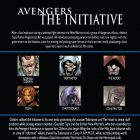 AVENGERS: THE INITIATIVE #32 Recap Page