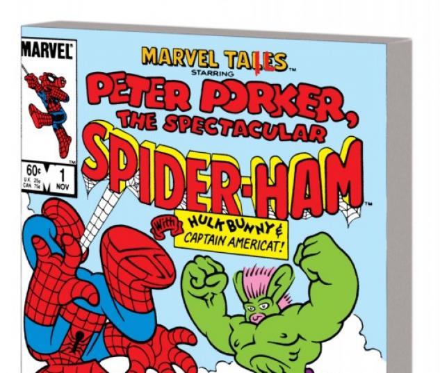 Peter Porker, the Spectacular Spider-Ham Vol. 1 (Graphic Novel)