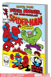 Peter Porker, the Spectacular Spider-Ham Vol. 1 (Graphic Novel)