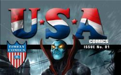 USA COMICS 70TH ANNIVERSARY SPECIAL #1